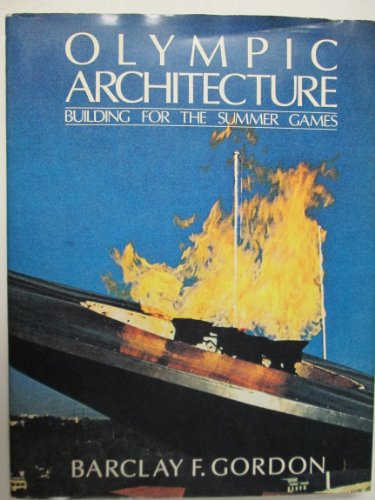 9780471060697: Olympic Architecture: Building for the Summer