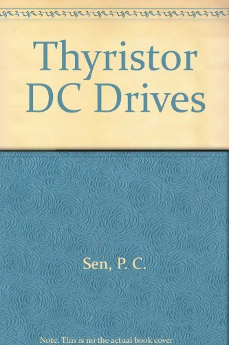 9780471060703: Thyristor DC Drives