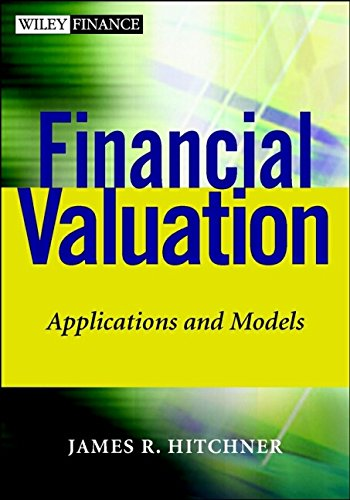 9780471061380: Financial Valuation: Applications and Models (Wiley Finance)