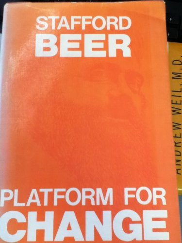 9780471061892: Platform for Change: A Message from Stanford Beer.