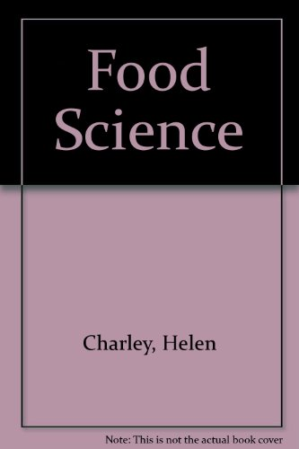 9780471062066: Food Science