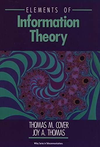 9780471062592: Elements of Information Theory