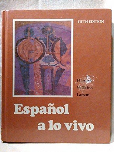 9780471062974: Español a lo vivo (English and Spanish Edition)