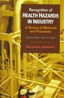 9780471063391: Recognition of Health Hazards in Industry: A Review of Materials and Processes
