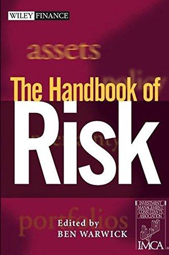 9780471064121: The Handbook of Risk (Wiley Finance)