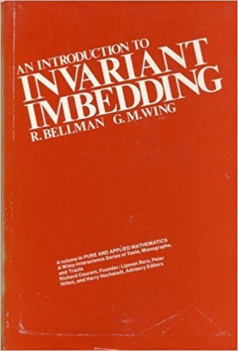 9780471064169: Introduction to Invariant Imbedding (Pure & Applied Mathematics Monograph)