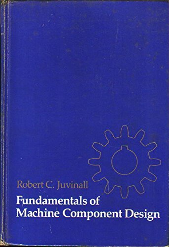 9780471064855: Fundamentals of Machine Component Design
