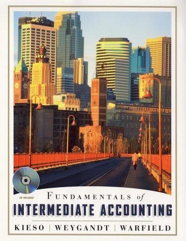 9780471072034: Fundamentals of Intermediate Accounting