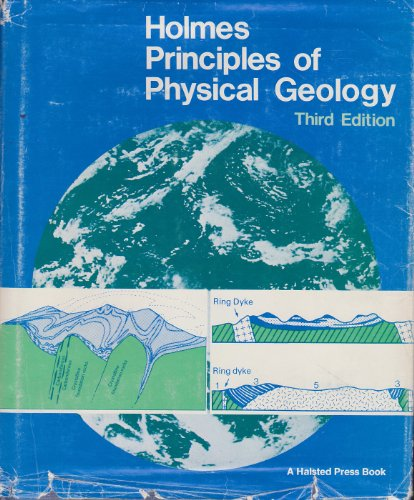 9780471072515: Holmes Principles of physical geology