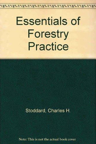 9780471072621: Essentials of Forestry Practice