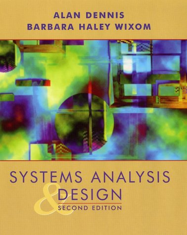 9780471073222: Systems Analysis Design