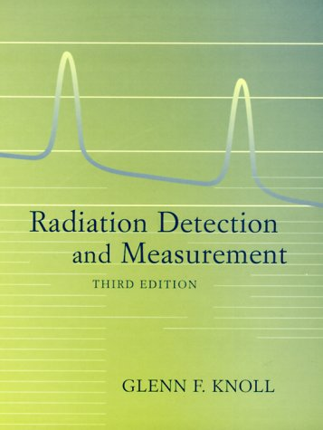 9780471073383: Radiation Detection and Measurement