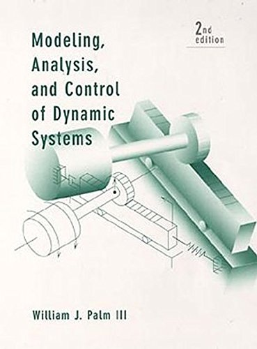 9780471073703: Modeling, Analysis, and Control of Dynamic Systems