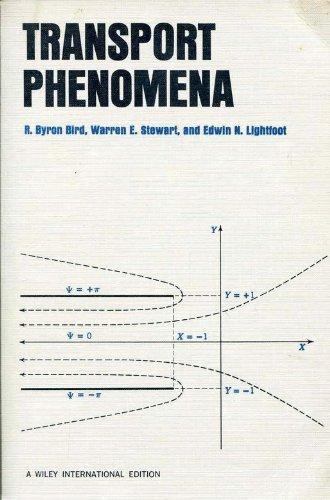 9780471073956: Transport Phenomena