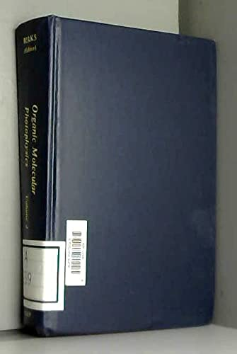 9780471074212: Organic Molecular Photophysics: v. 2 (Monographs on Physical Chemistry)