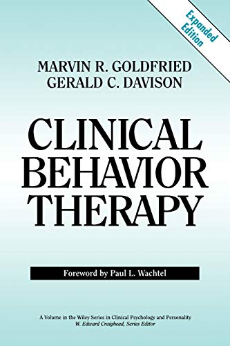 9780471076339: Clinical Behavior Therapy, Expanded