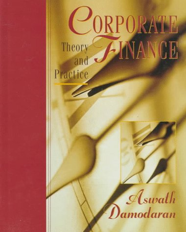 9780471076803: Corporate Finance: Theory and Practice (Wiley Series in Finance)