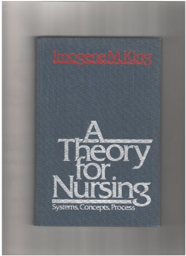 9780471077954: Theory for Nursing: Systems, Concepts and Process
