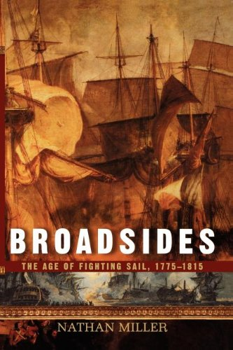 9780471078357: Broadsides: The Age of Fighting Sail, 1775-1815