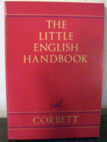 9780471078562: Little English Handbook: Choices and Conventions