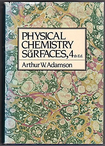 9780471078777: Physical Chemistry of Surfaces