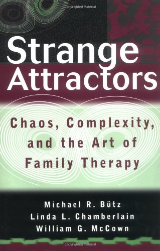 9780471079514: Strange Attractors: Chaos, Complexity, and the Art of Family Therapy
