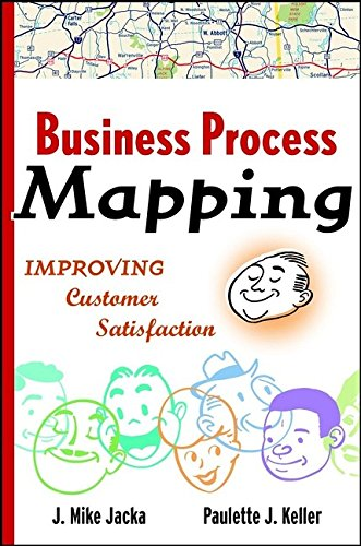 9780471079774: Business Process Mapping: Improving Customer Satisfaction