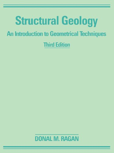 9780471080435: Structural Geology: An Introduction to Geometrical Techniques