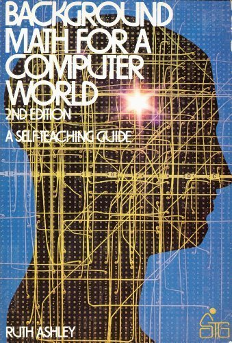 9780471080862: Background Math for a Computer World, 2nd Edition (A Self-Teaching Guide)