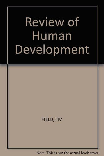 9780471081166: Review of Human Development