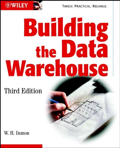9780471081302: Building the Data Warehouse