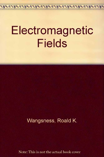 9780471081418: Electromagnetic Fields