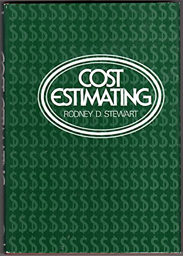 9780471081753: Cost estimating