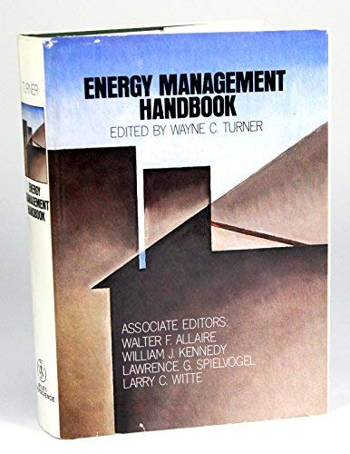 9780471082521: Energy Management Handbook
