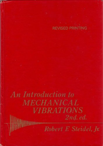 9780471084839: Introduction to Mechanical Vibrations