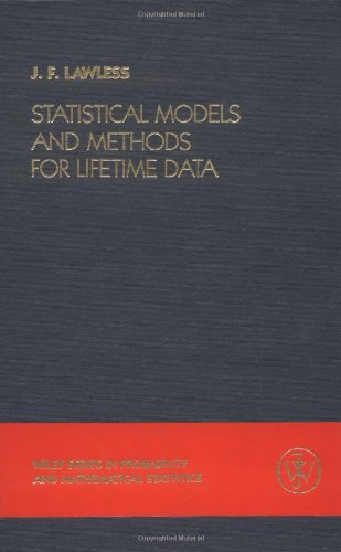 9780471085447: Statistical Models and Methods for Lifetime Data (Wiley Series in Probability and Statistics)