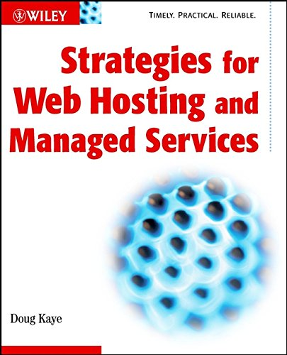 9780471085782: Strategies for Web Hosting and Managed Services