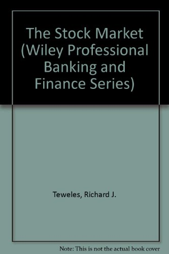 9780471085881: The Stock Market (Wiley Professional Banking and Finance Series)