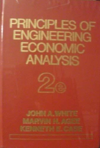 9780471086079: Principles of Engineering Economic Analysis