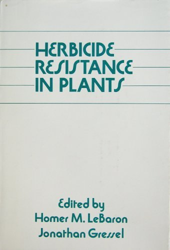 9780471087014: Herbicide Resistance in Plants (Wiley-Interscience Publication)