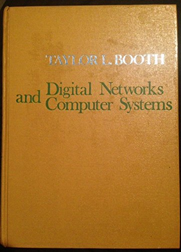 9780471088400: Digital Networks and Computer Systems