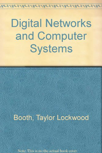 9780471088417: Digital Networks and Computer Systems