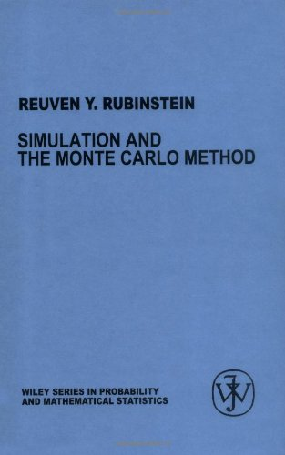 9780471089179: Simulation and the Monte Carlo Method (Wiley Series in Probability and Statistics)