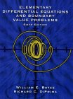 9780471089551: Elementary Differential Equations and Boundary Value Problems