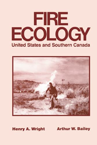 9780471090335: Fire Ecology: United States and Southern Canada (Wiley Classics in Ecology and Environmental Science)