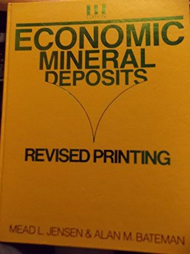 9780471090434: Economic Mineral Deposits