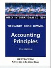 9780471092186: Accounting Principles, with CD, 6th Edition