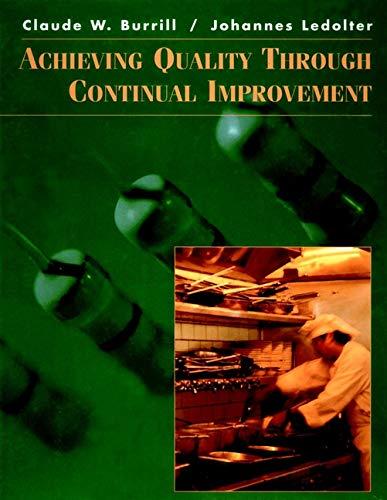 9780471092209: Quality Improvement (Spie Proceedings Series; 3261)