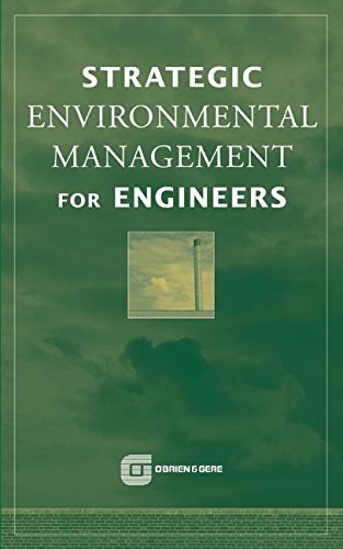 9780471092216: Strategic Environmental Management for Engineers