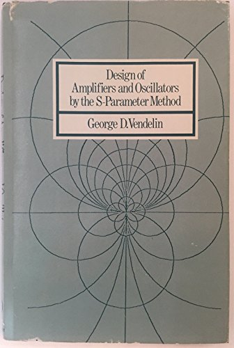 9780471092261: Design of amplifiers and oscillators by the S-parameter method